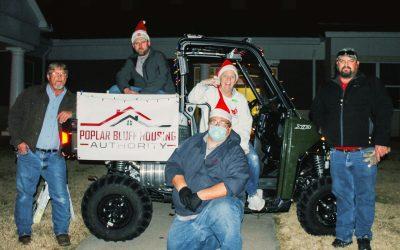 The Annual River Radio Christmas Parade 2020